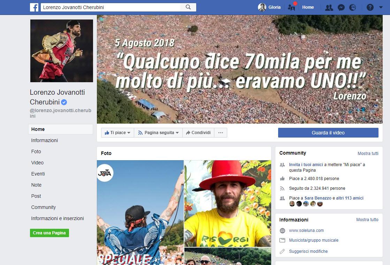 lorenzo -jovanotti-foto ufficiale jovanotti-gloria bressan