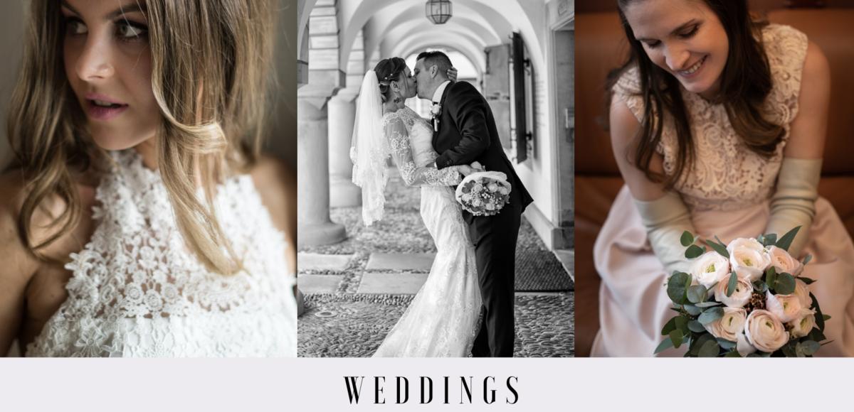 Fotoshooting<br/>für Hochzeiten